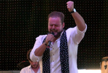 55 Feria de Octubre de Cartaya | Antuación flamenca de Joni Cortés