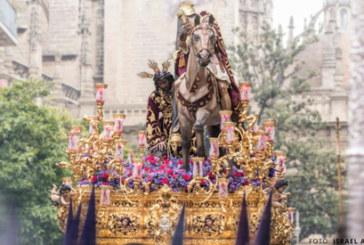 «El Cristo del Compás» conferencia audiovisual sobre Semana Santa