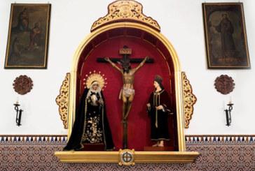 La junta Gestora de Vera Cruz retoma los cultos de reglas con la celebración de la Misa de Réquiem