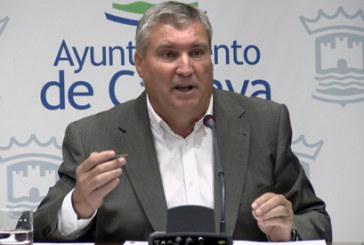 Pleno Extraordinario del Ayuntamiento de Cartaya (13-11-2018)
