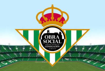 La acción social del Real Betis Balompié colabora con el comerdor social de Cartaya aportando alimentos