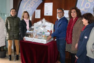 Cartaya Informa | Pepi Núñez Macías, ganadora de la Cesta de la Campaña 'Que sea de Huelva'