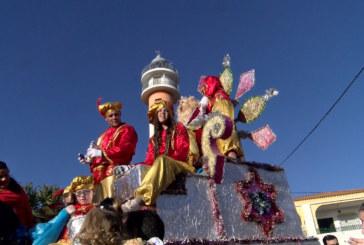 Reportaje   Cabalgata de Reyes Magos de El Rompido 2019