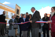 Concluyen las obras de pavimentación y alcantarillado de la calle Santa María
