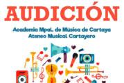 La Academia Mpal. de Música ofrece una Audición