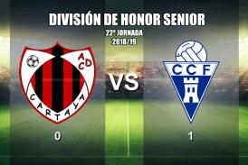 Fútbol en Directo | AD Cartaya vs Castilleja CF (2018/19)