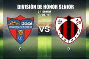 Cartaya Tv | Peñarroya CF vs AD Cartaya (2018/19)