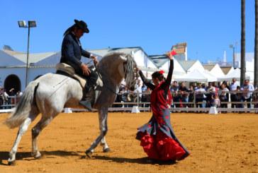 Éxito de público y participación en la XVIII Feria del Caballo de Cartaya