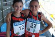 Clasificadas dos promesas de la Escuela de Atletismo de Cartaya para el Campeonato de Andalucía