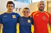 Dos jóvenes de la Escuela Municipal de Lucha Libre debutan en Budapest