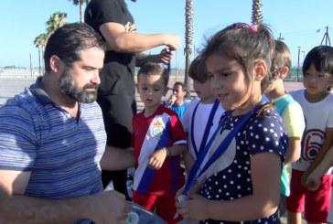 Cartaya Tv   Las escuelas deportivas municipales cierran la temporada