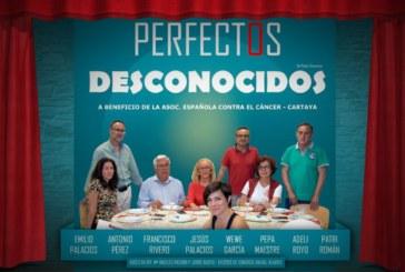 Cartaya Tv | Jaula de Grillos interpreta «Perfectos Desconocidos»