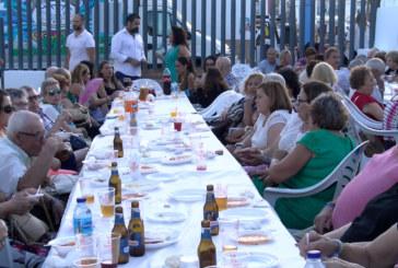 Cartaya Tv | Merienda de la 3ª Edad en la Fiestas del Carmen de El Rompido 2019