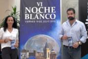 Cartaya Tv   Presentación VI Noche en Blanco de Cartaya