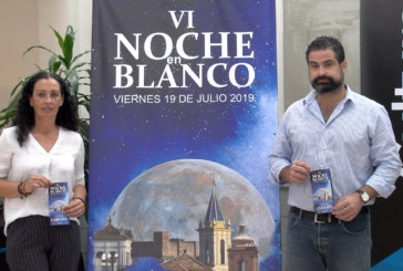 Cartaya Tv | Presentación VI Noche en Blanco de Cartaya