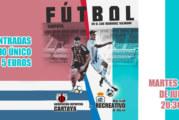 El Cartaya se enfrenta al Recreativo de Huelva en su primer partido de pretemporada