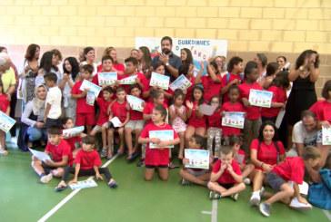 Cartaya Tv | Clausura del Campamento Solidario «Guardianes del Faro»