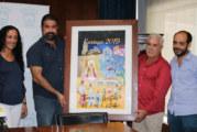 El Ayuntamiento presenta el Cartel de la Feria y Fiestas Patronales de Octubre, obra de Rafael Mateos