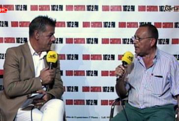 56ª Feria de Octubre de Cartaya – José Ángel Rodríguez, Junta Gestora Hdad. de Vera Cruz