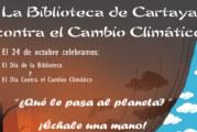 La Biblioteca de Cartaya se suma a las acciones contra el Cambio Climático