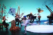 'El jardín musical' de Teloncillo Teatro llega este viernes a Cartaya