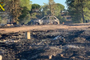 Palos de la Frontera | La Guardia Civil detiene a la supuesta autora del incendio del asentamiento chabolista