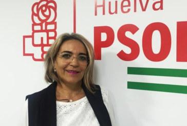 Josefa González Bayo candidata al Senado por el PSOE en Huelva