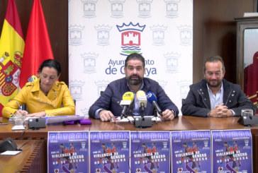 Cartaya Tv | El Ayuntamiento y la AD Cartaya se suman a los actos contra la violencia de género en la localidad