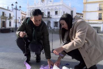Cartaya Tv   Zapatos Violetas contra la Violencia de Género en Cartaya