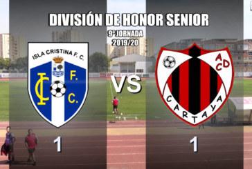Cartaya aTv   Isla Cristina CF vs AD Cartaya (2019/20)
