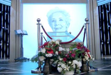 Cartaya Tv | Concha Velasco estrena en Cartaya su última comedia, 'El Funeral'