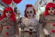 Cartaya Tv | Tarde de Halloween en el centro de Cartaya