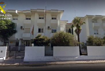 Punta Umbría | La Guardia Civil ha detenido a un varón por el robo en una vivienda de la localidad