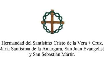 Cita importante para las elegir la nueva Junta de la Hdad. de la Vera Cruz de Cartaya