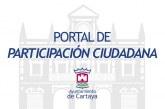 El Ayuntamiento de Cartaya pone en marcha el Portal de Participación Ciudadana