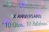Cartaya Tv | El Centro de Mayores y Dependientes de Cartaya cumple 10 años
