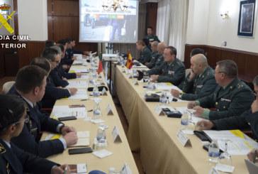 Huelva | La Guardia Civil y la GNR han celebrado una reunión de coordinación