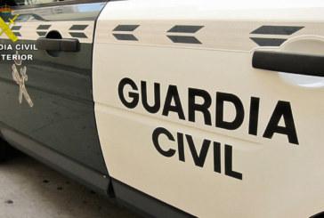 Paterna del Campo | La Guardia Civil interviene más de 4.000 artículos de pirotecnia en la localidad
