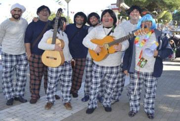 Punta Umbría da el pilotazo de salida al carnaval con la 'Berdigoná'