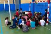 Los escolares cartayeros participan en los Juegos Predeportivos 2020