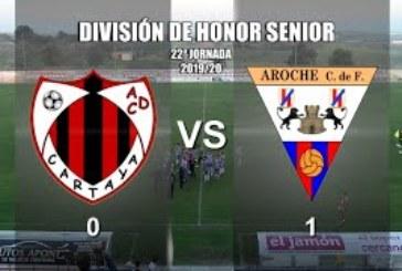 Cartaya TV   AD Cartaya vs Aroche CF (2019/20)