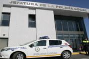 La Policía local de Cartaya ha empezado a actuar tras la declaración de estado de Alarma
