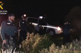 Escacena del Campo | La Guardia Civil rescata a un hombre de 67 años de edad desorientado en la sierra.
