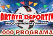 Cartaya Deportiva – Actualidad Deportiva – (16-03-2020)