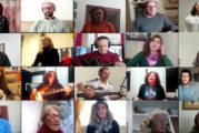 El Grupo vocal de la Academia Municipal de Música endulza la cuarentena a los cartayeros