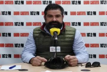 Covid-19 Cartaya: Manuel Barroso, alcalde de Cartaya