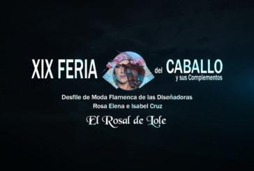 Cartaya Tv | Feria del Caballo 2020: Las diseñadoras Rosa Elena e Isabel Cruz presenta «El Rosal de Lole»
