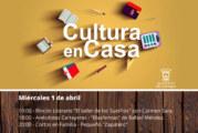 El Área de Cultura del Ayuntamiento de Cartaya desarrolla un programa para divulgar la cultura por las redes sociales