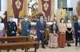 Cartaya celebra una Misa en Honor a San Isidro Labrador en el domingo de su romería