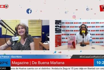 Bea Franco nos presenta su libro «Rojo y Jade: caprichos del destino»